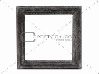 Old scorched Frame