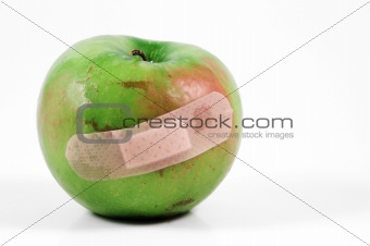 Band Aid Apple