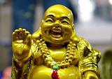 Chinese statuette Merry Budda