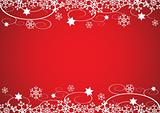Christmas / New Year's Background (Red)