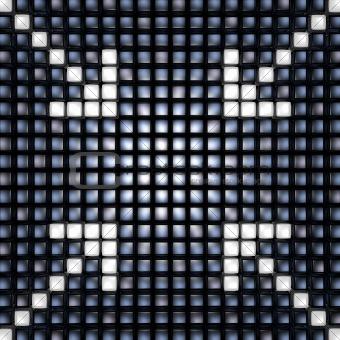 arrow pixel background