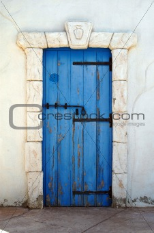 Greece door
