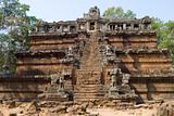 Phimeanakas temple steps, Angkor, Cambodia