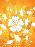 vector decorative floral series_1