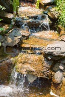waterfall detals