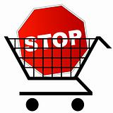 stop shopping addiction