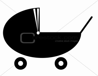 baby stroller or buggy
