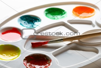 paint colors pallete