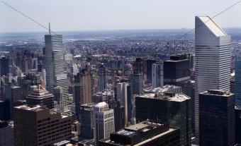 Citi Building Skyscraper New York City