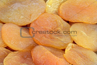 Apricot background