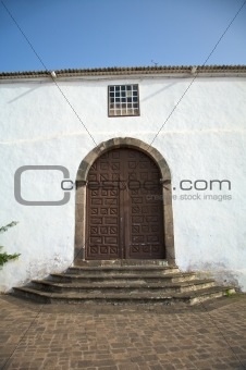 canarian door