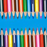 Pencils of many colors