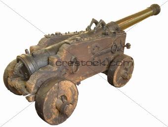 Artillery.