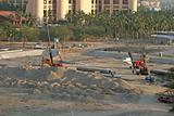 Beach Construction