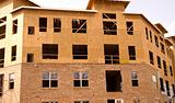 Brick and Plywood Construction