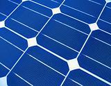 Solar Panels Macro