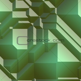 Angular geometric abstract