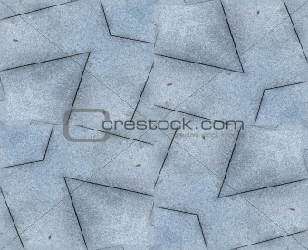 Floor Rectangles Seamless Tile Pattern