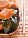 Sweet Soy simmered Pumpkin