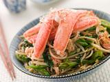 Snow Crab and Soba Noodle Salad