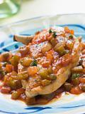 Chicken Cervaza- Pollo con Cervaza