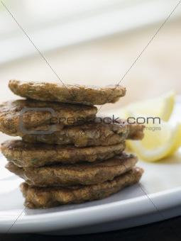 Tortillitas de Camerones