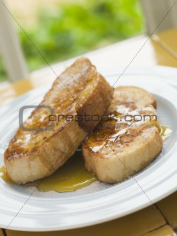 Slices of Torrijas