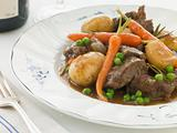 Navarin of Spring Lamb and Baby vegetables