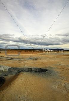 Namaskaro Volcanic landscape