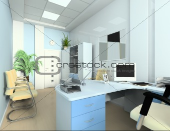office of the bookkeeper
