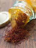 Jar of Kashmir Saffron Strands