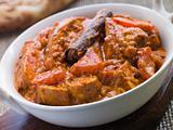 Chicken Rogan Josh Gosht Restaurant Style