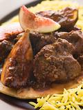 Maans Anjeer - Slow cooked Lamb with Fresh Figs