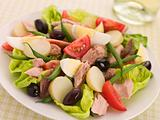 Salad of Tuna Nicoise