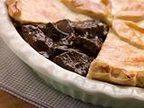 Steak and Ale Pie with Short Crust Pastry