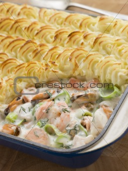 Fishmongers Pie