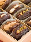Box of Stuffed Dates