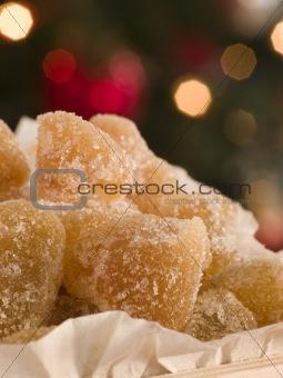 Box of Crystallised Ginger