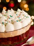 Christmas Spiced Sherry Trifle