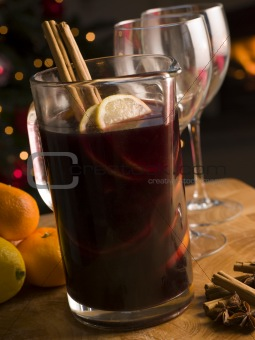 Jug of Mulled Wine