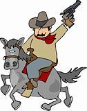 Ridem cowboy