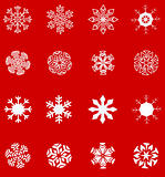 Snowflakes - illustration