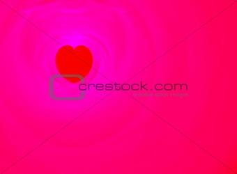 FRACTAL VALENTINE HEART