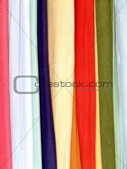 Cotton scarves