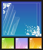 Flowers backgrounds