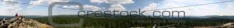 Brocken im Harz – 360° Panorama