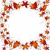 Autumn Floral border