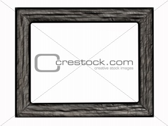 old isolated Frame