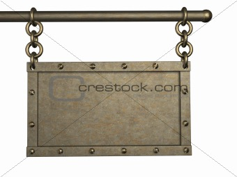 3d metal tablet