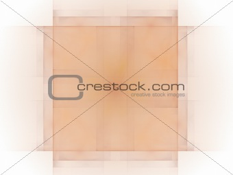 Abstract background. Letter form.